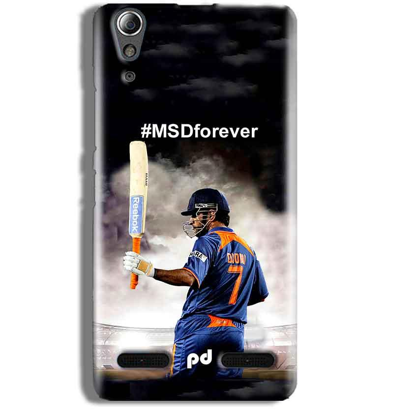 Lenovo A6000 Mobile Covers Cases MS dhoni Forever - Lowest Price - Paybydaddy.com