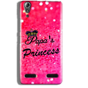 Lenovo A6000 Mobile Covers Cases PAPA PRINCESS - Lowest Price - Paybydaddy.com
