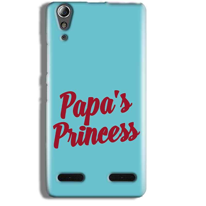 Lenovo A6000 Mobile Covers Cases Papas Princess - Lowest Price - Paybydaddy.com