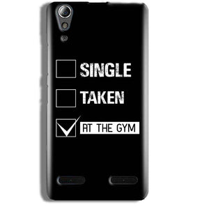 Lenovo A6000 Mobile Covers Cases Single Taken At The Gym - Lowest Price - Paybydaddy.com