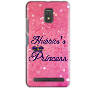 Lenovo A6600 Mobile Covers Cases Hubbies Princess - Lowest Price - Paybydaddy.com