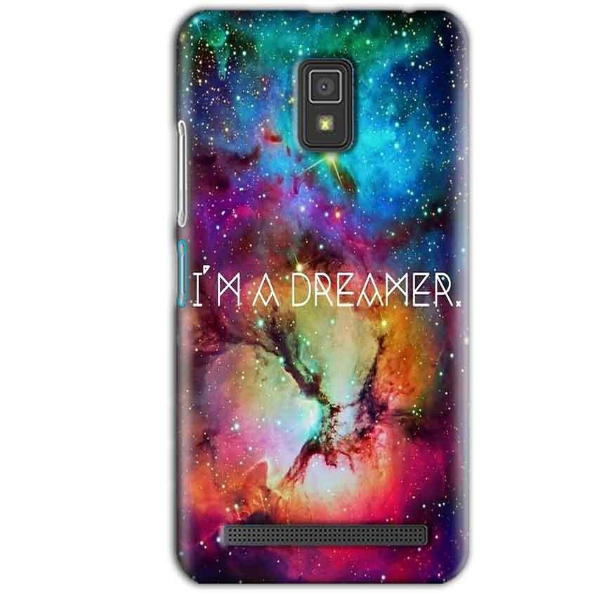 Lenovo A6600 Mobile Covers Cases I am Dreamer - Lowest Price - Paybydaddy.com