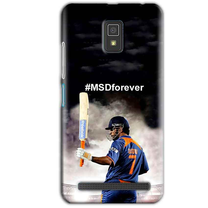 Lenovo A6600 Mobile Covers Cases MS dhoni Forever - Lowest Price - Paybydaddy.com