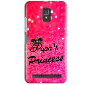 Lenovo A6600 Mobile Covers Cases PAPA PRINCESS - Lowest Price - Paybydaddy.com
