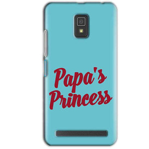 Lenovo A6600 Mobile Covers Cases Papas Princess - Lowest Price - Paybydaddy.com