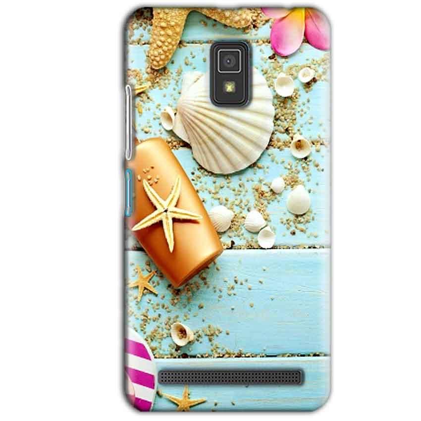 Lenovo A6600 Mobile Covers Cases Pearl Star Fish - Lowest Price - Paybydaddy.com