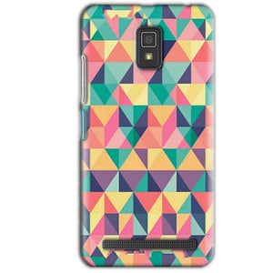 Lenovo A6600 Mobile Covers Cases Prisma coloured design - Lowest Price - Paybydaddy.com