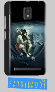 Lenovo A6600 Mobile Covers Cases Shiva Smoking - Lowest Price - Paybydaddy.com