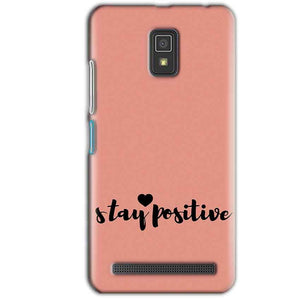 Lenovo A6600 Mobile Covers Cases Stay Positive - Lowest Price - Paybydaddy.com