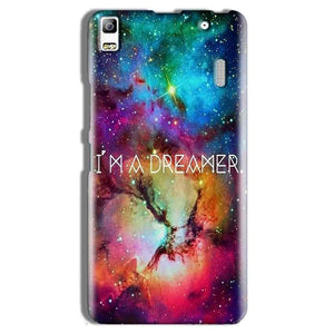 Lenovo A7000 Mobile Covers Cases I am Dreamer - Lowest Price - Paybydaddy.com