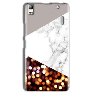 Lenovo A7000 Mobile Covers Cases MARBEL GLITTER - Lowest Price - Paybydaddy.com