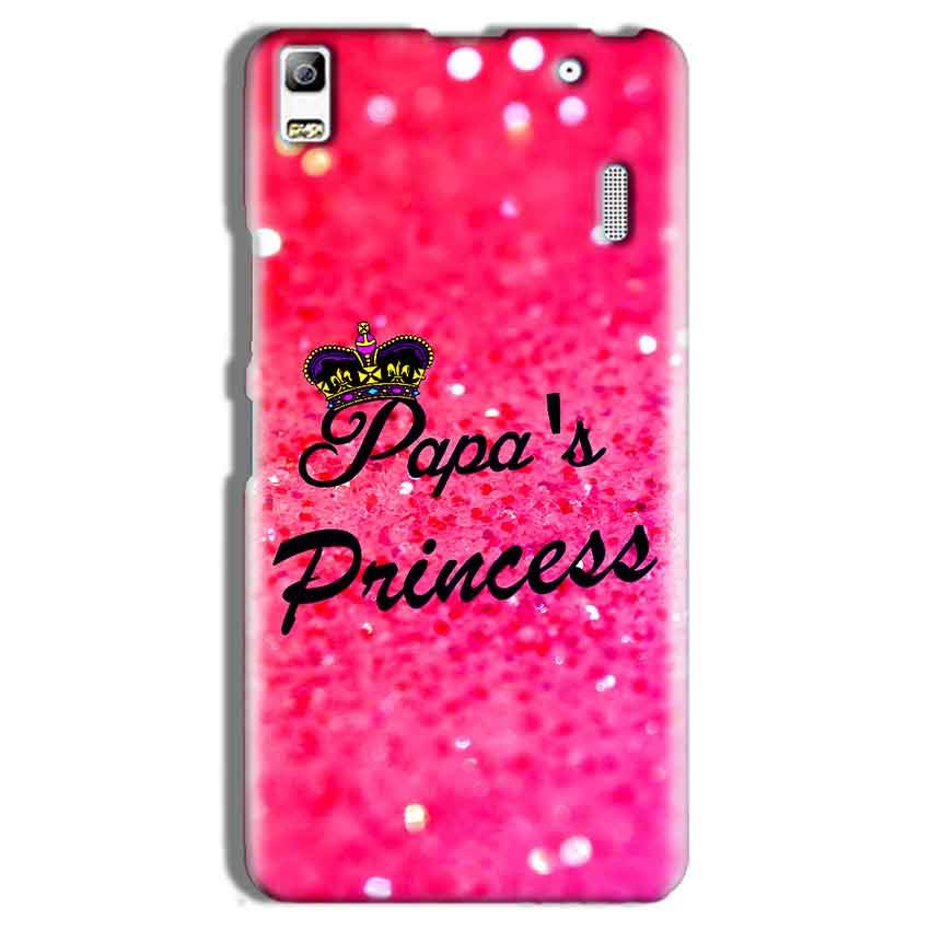 Lenovo A7000 Mobile Covers Cases PAPA PRINCESS - Lowest Price - Paybydaddy.com