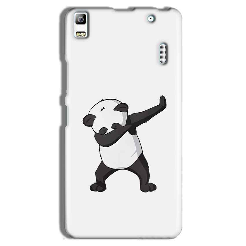 Lenovo A7000 Mobile Covers Cases Panda Dab - Lowest Price - Paybydaddy.com