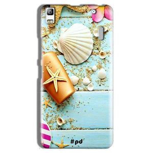 Lenovo A7000 Mobile Covers Cases Pearl Star Fish - Lowest Price - Paybydaddy.com