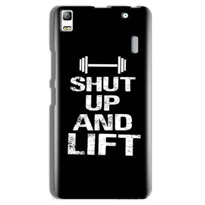 Lenovo A7000 Mobile Covers Cases Shut Up And Lift - Lowest Price - Paybydaddy.com