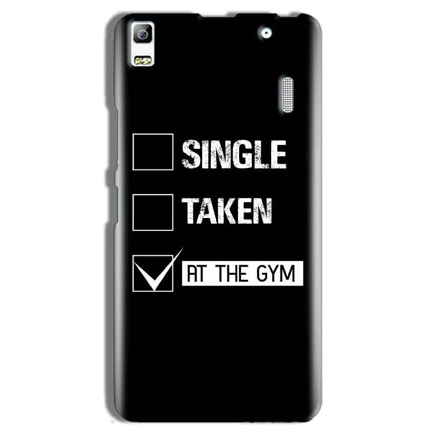 Lenovo A7000 Mobile Covers Cases Single Taken At The Gym - Lowest Price - Paybydaddy.com