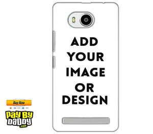 Customized Lenovo A7700 Mobile Phone Covers & Back Covers with your Text & Photo