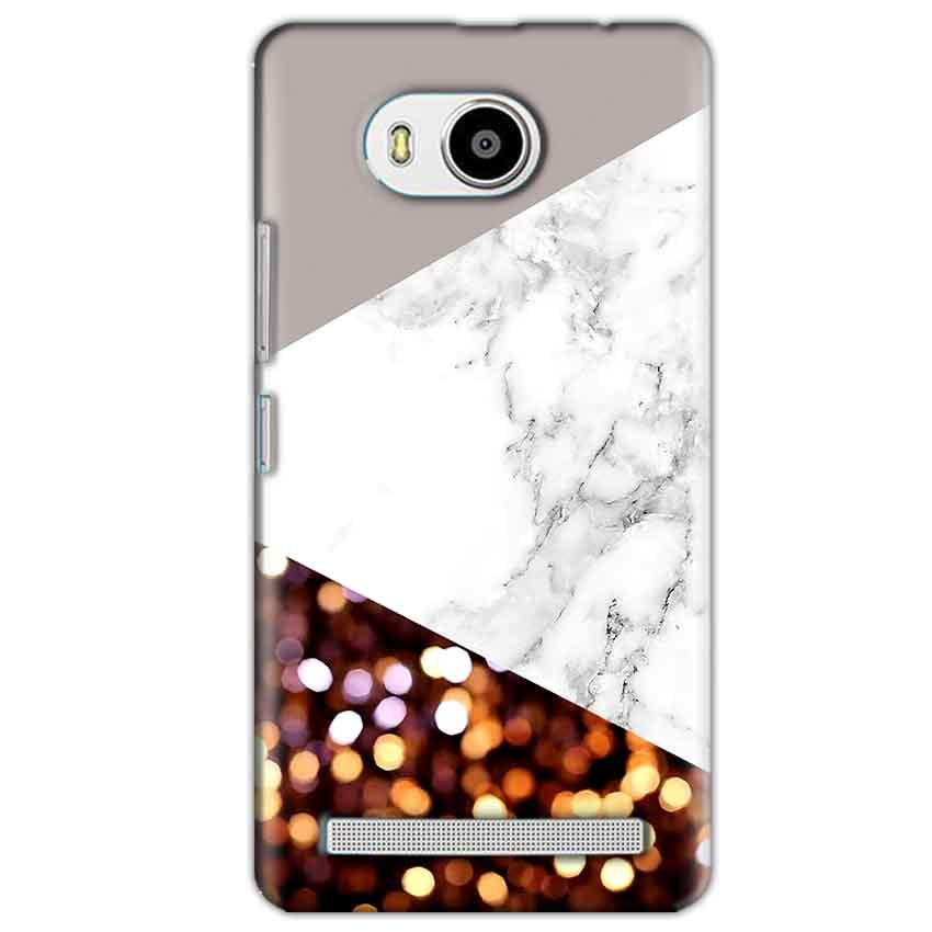 Lenovo A7700 Mobile Covers Cases MARBEL GLITTER - Lowest Price - Paybydaddy.com