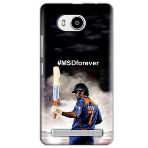 Lenovo A7700 Mobile Covers Cases MS dhoni Forever - Lowest Price - Paybydaddy.com