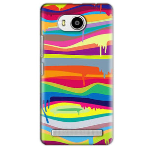 Lenovo A7700 Mobile Covers Cases Melted colours - Lowest Price - Paybydaddy.com
