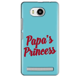 Lenovo A7700 Mobile Covers Cases Papas Princess - Lowest Price - Paybydaddy.com