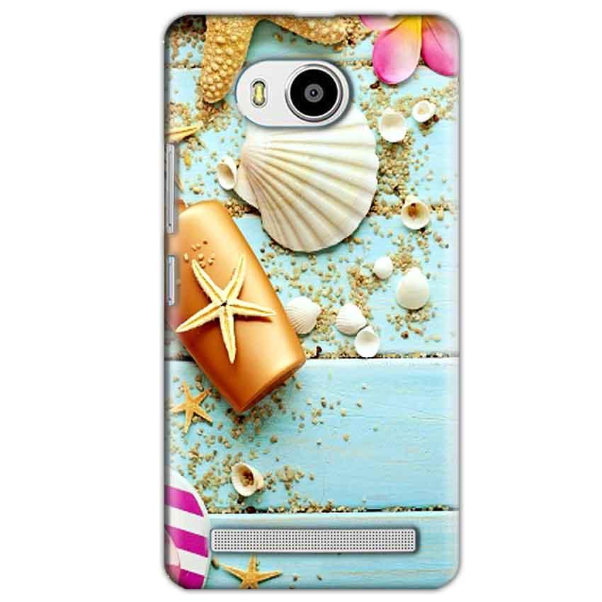 Lenovo A7700 Mobile Covers Cases Pearl Star Fish - Lowest Price - Paybydaddy.com