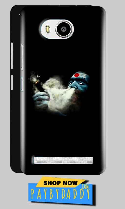 Lenovo A7700 Mobile Covers Cases Shiva Aghori Smoking - Lowest Price - Paybydaddy.com