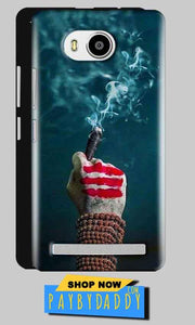 Lenovo A7700 Mobile Covers Cases Shiva Hand With Clilam - Lowest Price - Paybydaddy.com