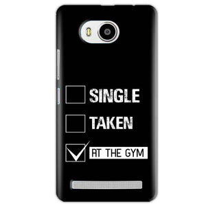 Lenovo A7700 Mobile Covers Cases Single Taken At The Gym - Lowest Price - Paybydaddy.com