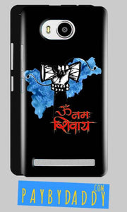 Lenovo A7700 Mobile Covers Cases om namha shivaye with damru - Lowest Price - Paybydaddy.com