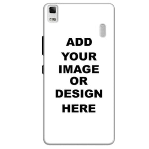 Customized Lenovo K3 Mobile Phone Covers & Back Covers with your Text & Photo