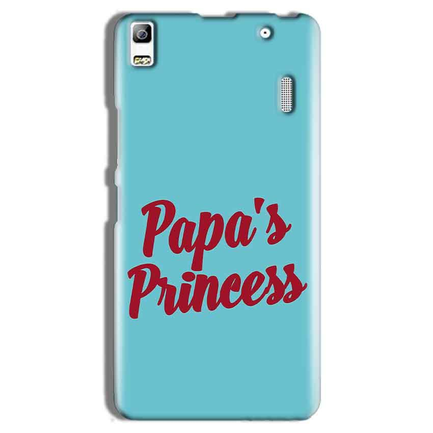 Lenovo K3 Note Mobile Covers Cases Papas Princess - Lowest Price - Paybydaddy.com