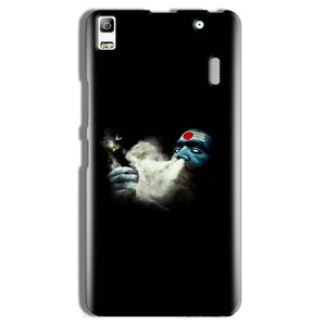 Lenovo K3 Note Mobile Covers Cases Shiva Aghori Smoking - Lowest Price - Paybydaddy.com