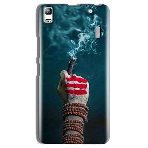 Lenovo K3 Note Mobile Covers Cases Shiva Hand With Clilam - Lowest Price - Paybydaddy.com
