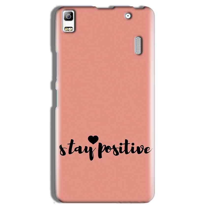 Lenovo K3 Note Mobile Covers Cases Stay Positive - Lowest Price - Paybydaddy.com