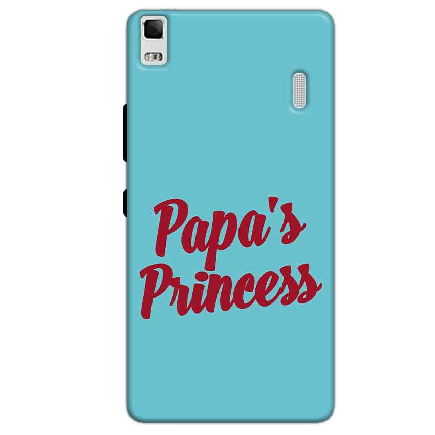Lenovo K3 Mobile Covers Cases Papas Princess - Lowest Price - Paybydaddy.com