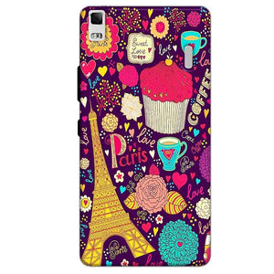 Lenovo K3 Mobile Covers Cases Paris Sweet love - Lowest Price - Paybydaddy.com