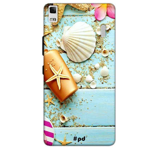 Lenovo K3 Mobile Covers Cases Pearl Star Fish - Lowest Price - Paybydaddy.com