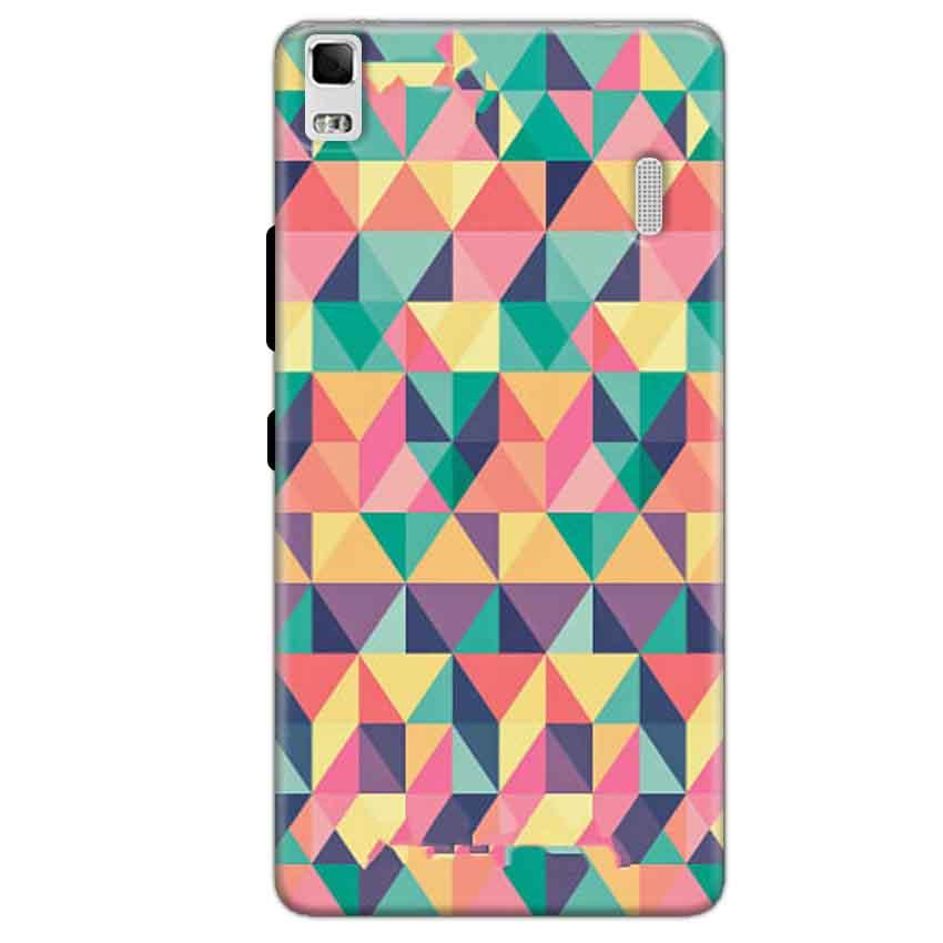 Lenovo K3 Mobile Covers Cases Prisma coloured design - Lowest Price - Paybydaddy.com