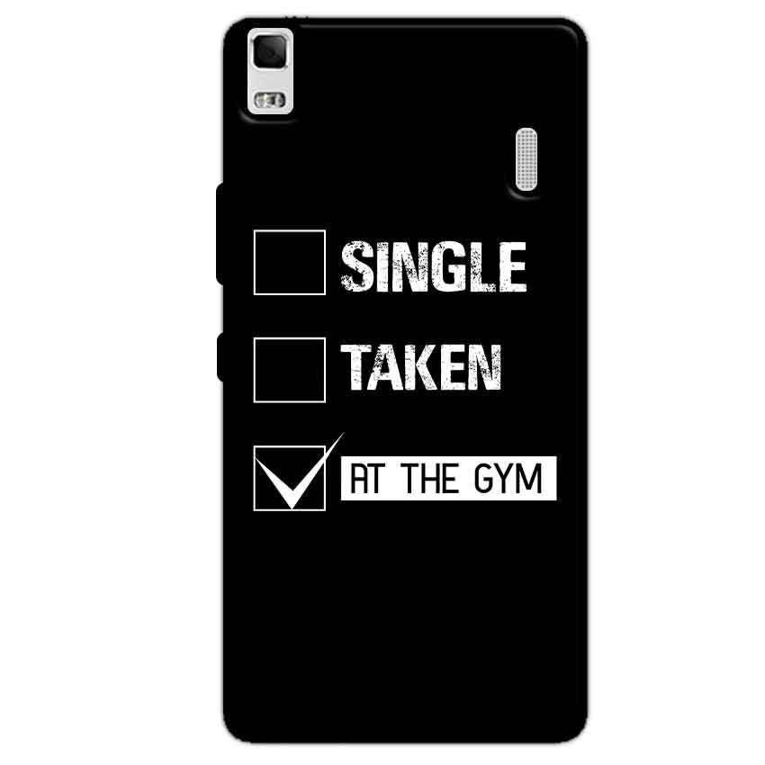 Lenovo K3 Mobile Covers Cases Single Taken At The Gym - Lowest Price - Paybydaddy.com