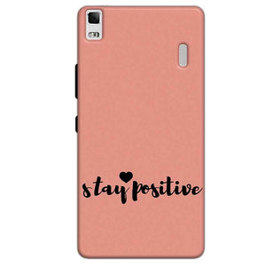 Lenovo K3 Mobile Covers Cases Stay Positive - Lowest Price - Paybydaddy.com