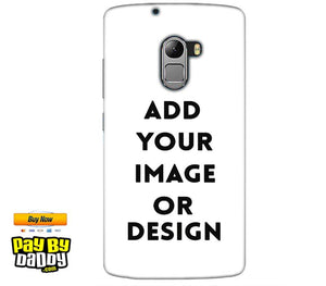 Customized Lenovo K4 Note Mobile Phone Covers & Back Covers with your Text & Photo