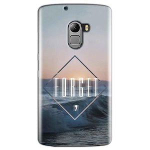 Lenovo K4 Note Mobile Covers Cases Forget Quote Something Different - Lowest Price - Paybydaddy.com