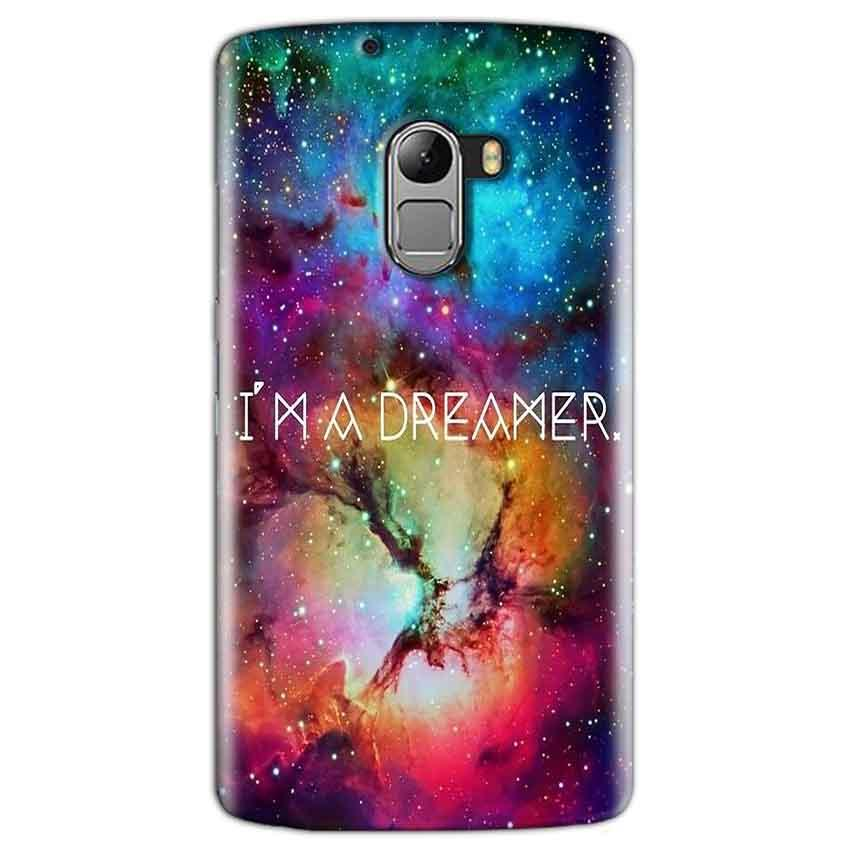 Lenovo K4 Note Mobile Covers Cases I am Dreamer - Lowest Price - Paybydaddy.com