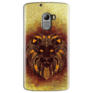 Lenovo K4 Note Mobile Covers Cases Lion face art - Lowest Price - Paybydaddy.com