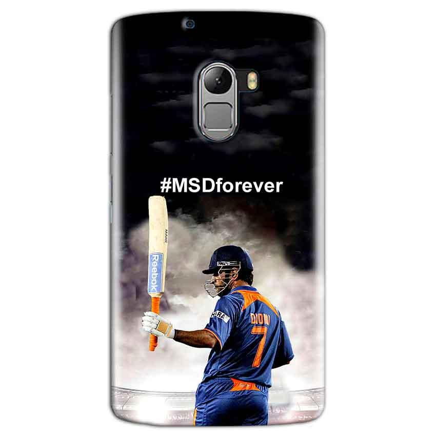 Lenovo K4 Note Mobile Covers Cases MS dhoni Forever - Lowest Price - Paybydaddy.com