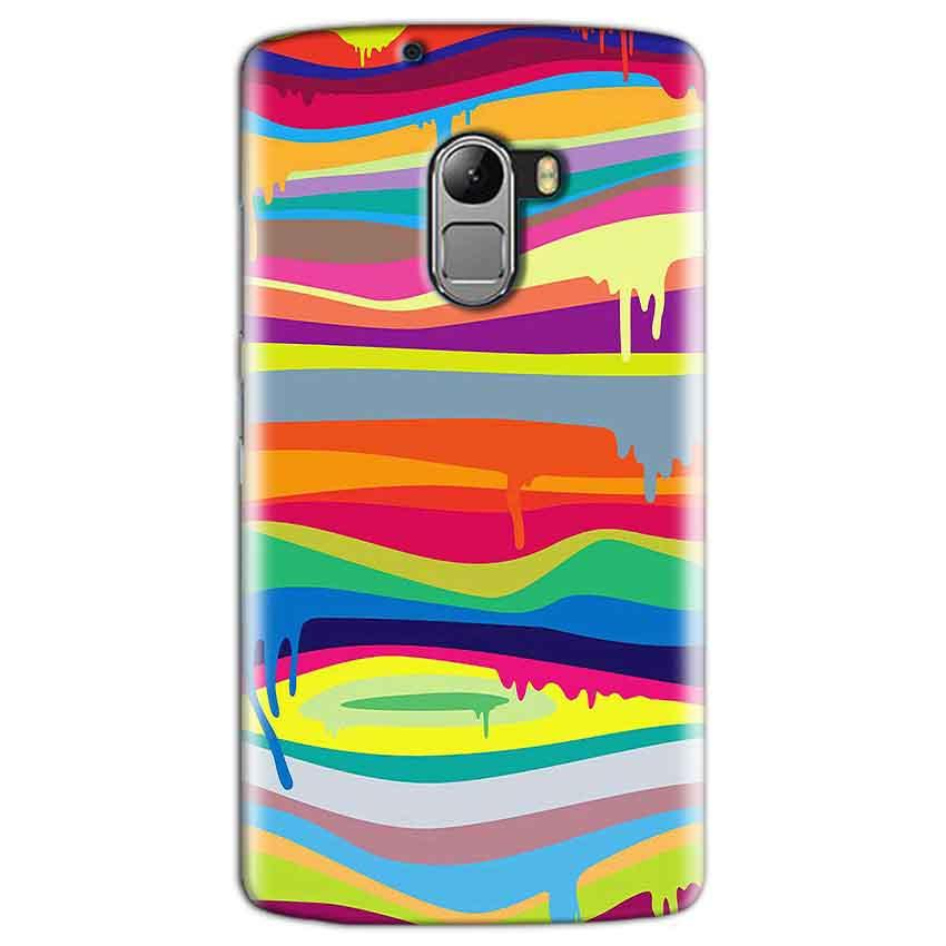 Lenovo K4 Note Mobile Covers Cases Melted colours - Lowest Price - Paybydaddy.com