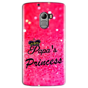 Lenovo K4 Note Mobile Covers Cases PAPA PRINCESS - Lowest Price - Paybydaddy.com