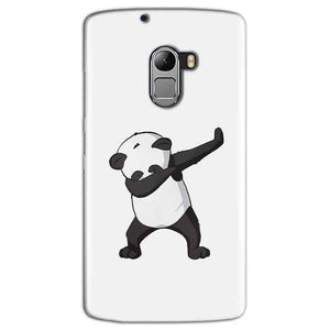 Lenovo K4 Note Mobile Covers Cases Panda Dab - Lowest Price - Paybydaddy.com