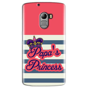 Lenovo K4 Note Mobile Covers Cases Papas Princess - Lowest Price - Paybydaddy.com